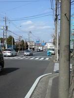 駅前道路2
